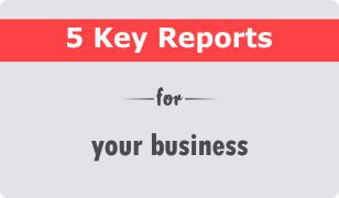 5 key crm reports for your business