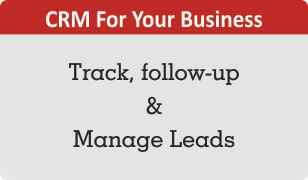Booklet on crm for lead management