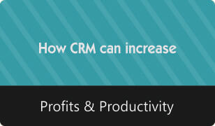 How crm can increase profits & productivity